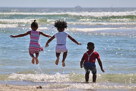Le vacanze dei figli di genitori separati