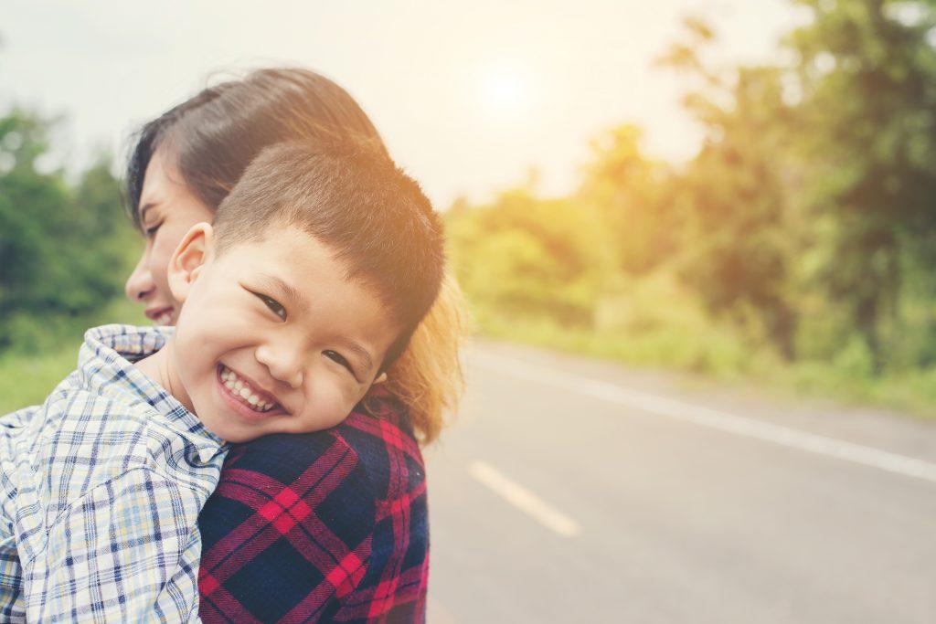 Insegnare ai bambini a dire grazie