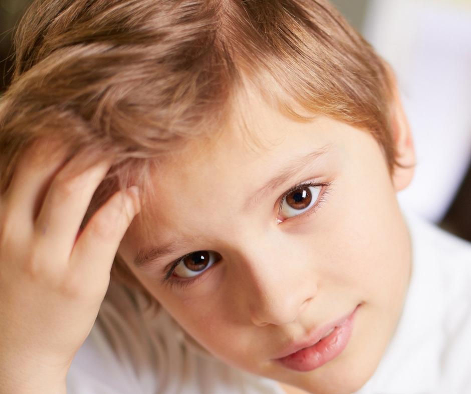 Sintomi dell'ansia nei bambini