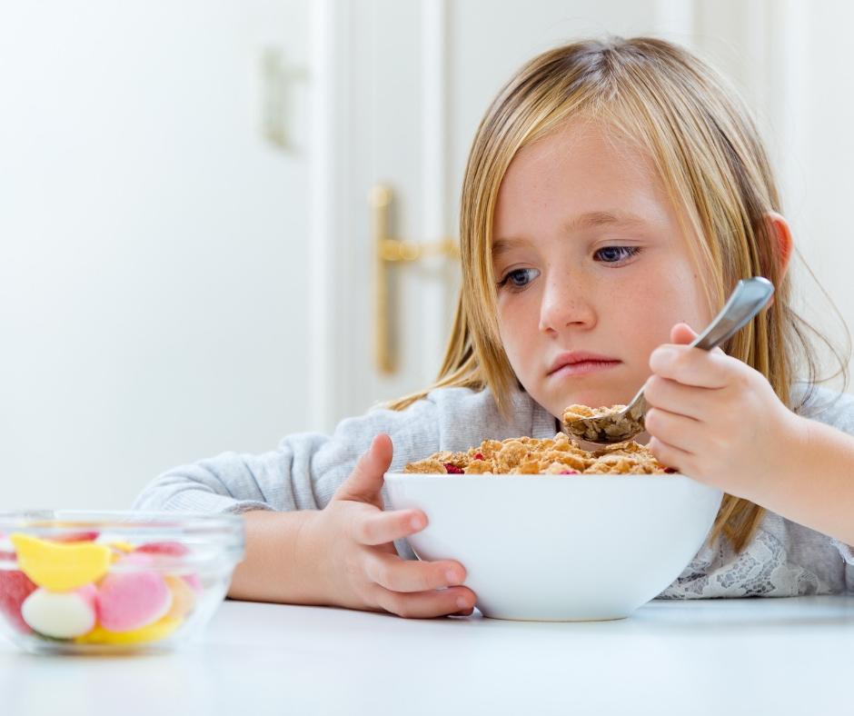 Bambini in sovrappeso