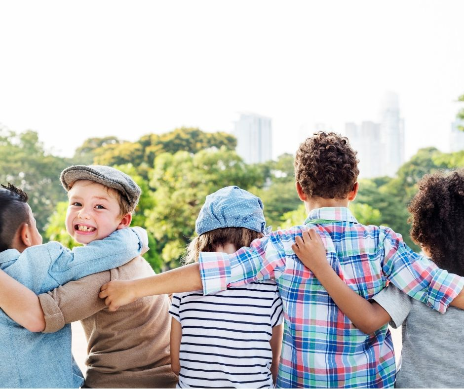 Educare i bambini all'inclusione